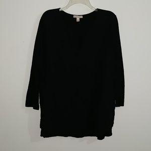 Dress barn black 3x